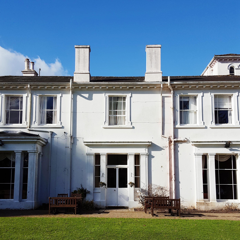 A photo of a writing retreat venue