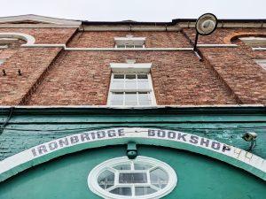 Ironbridge Bookshop Exterior