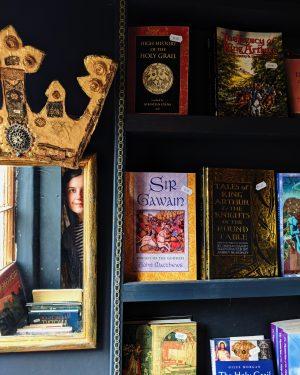 Mirror reflection Addyman Books