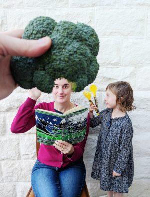 Broccoli Hair