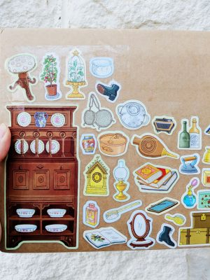 pigeon post envelope stickers