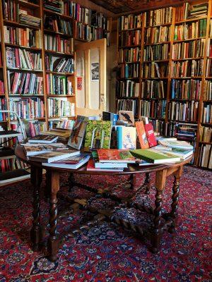 Art Room Scarthin Books