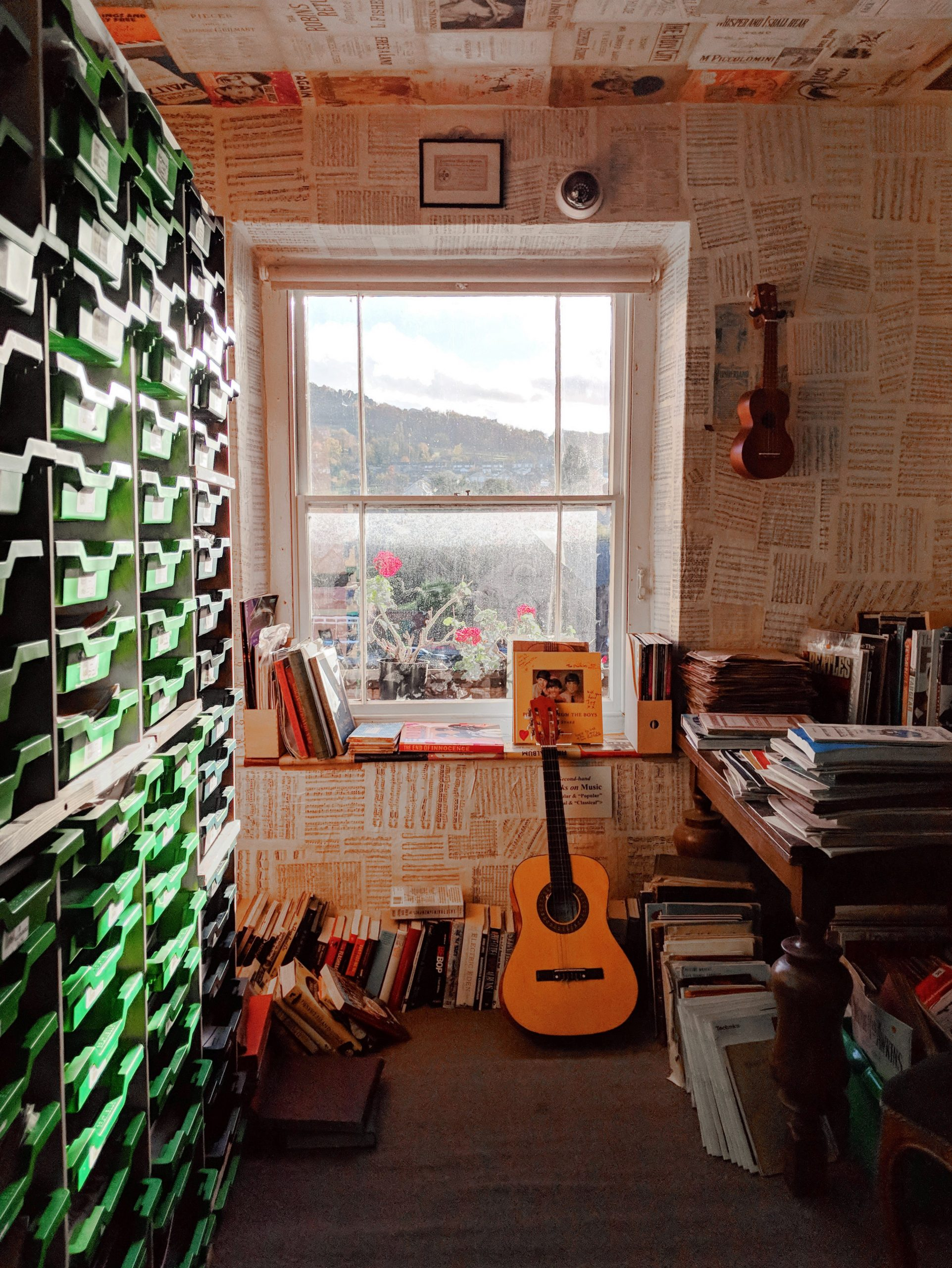 Music Room - Scarthin Books