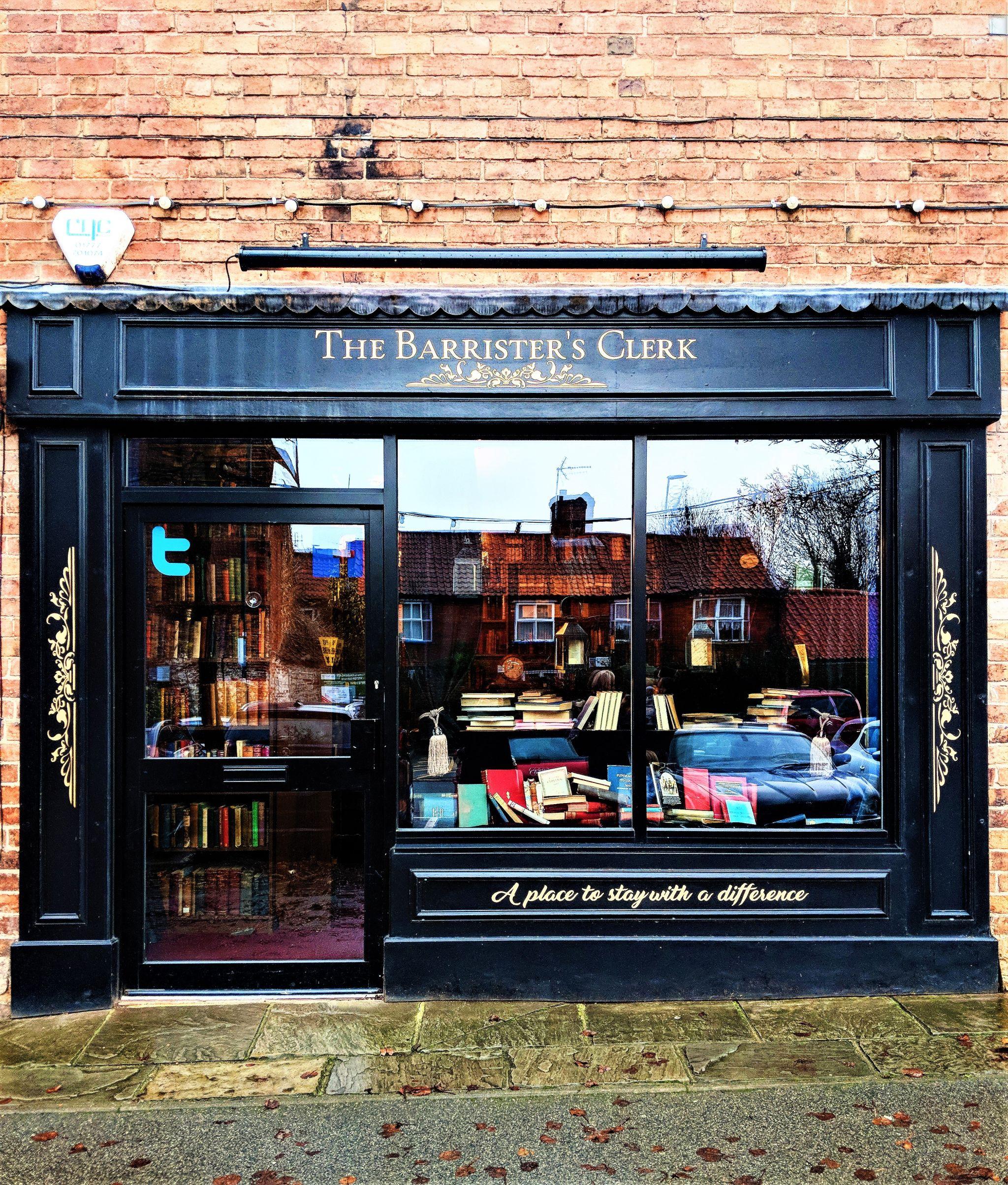 The Barrister's Clerk Retford