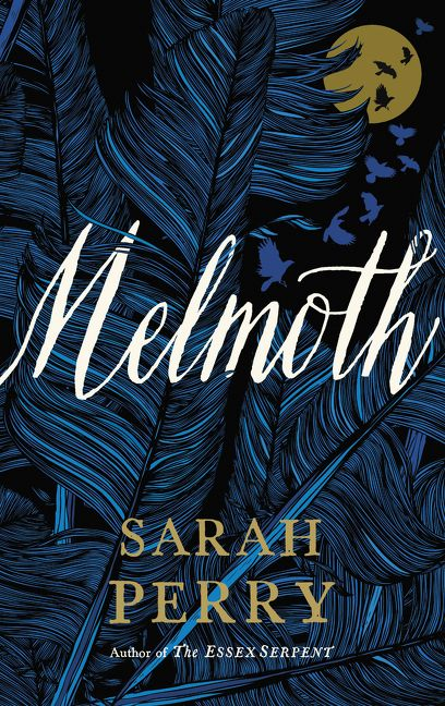 A book cover of Melmoth by Sarah Perry