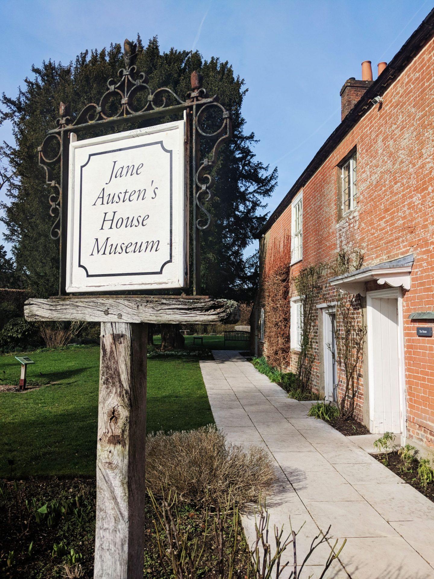 The Jane Austen's House Museum