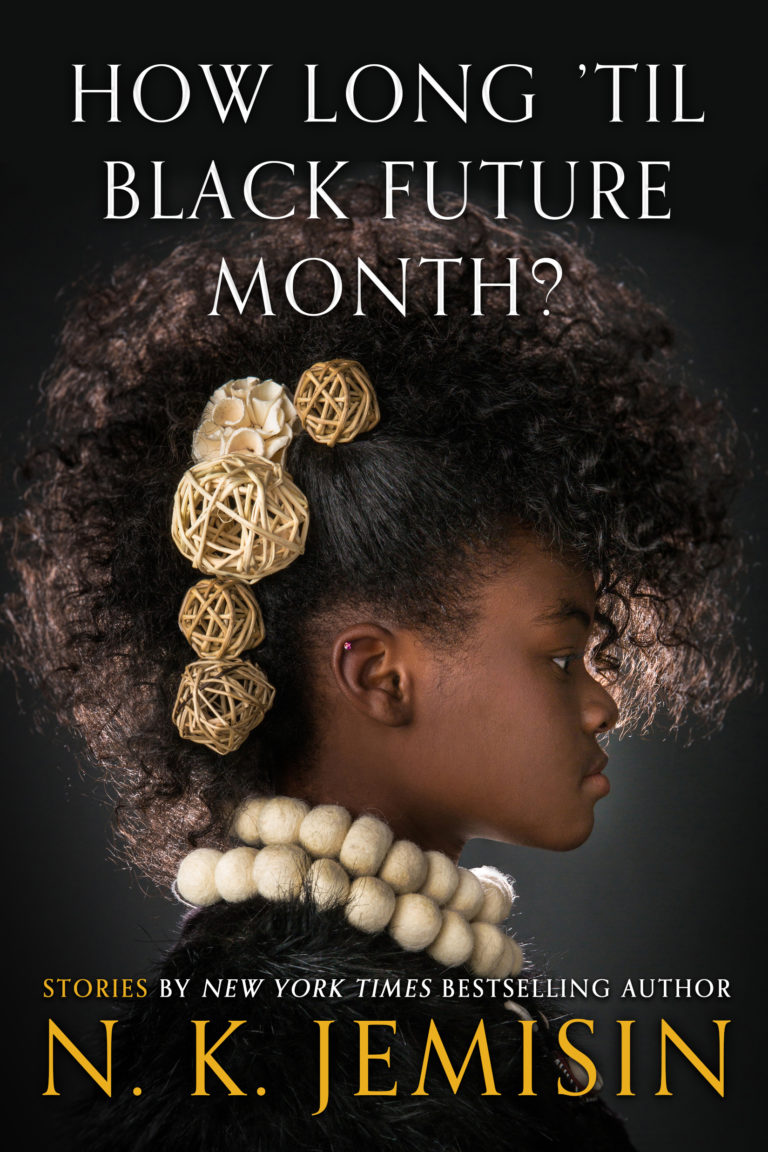 How Long til Black Future Month Book Cover