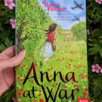 Anna at War Book Cover by Helen Peters