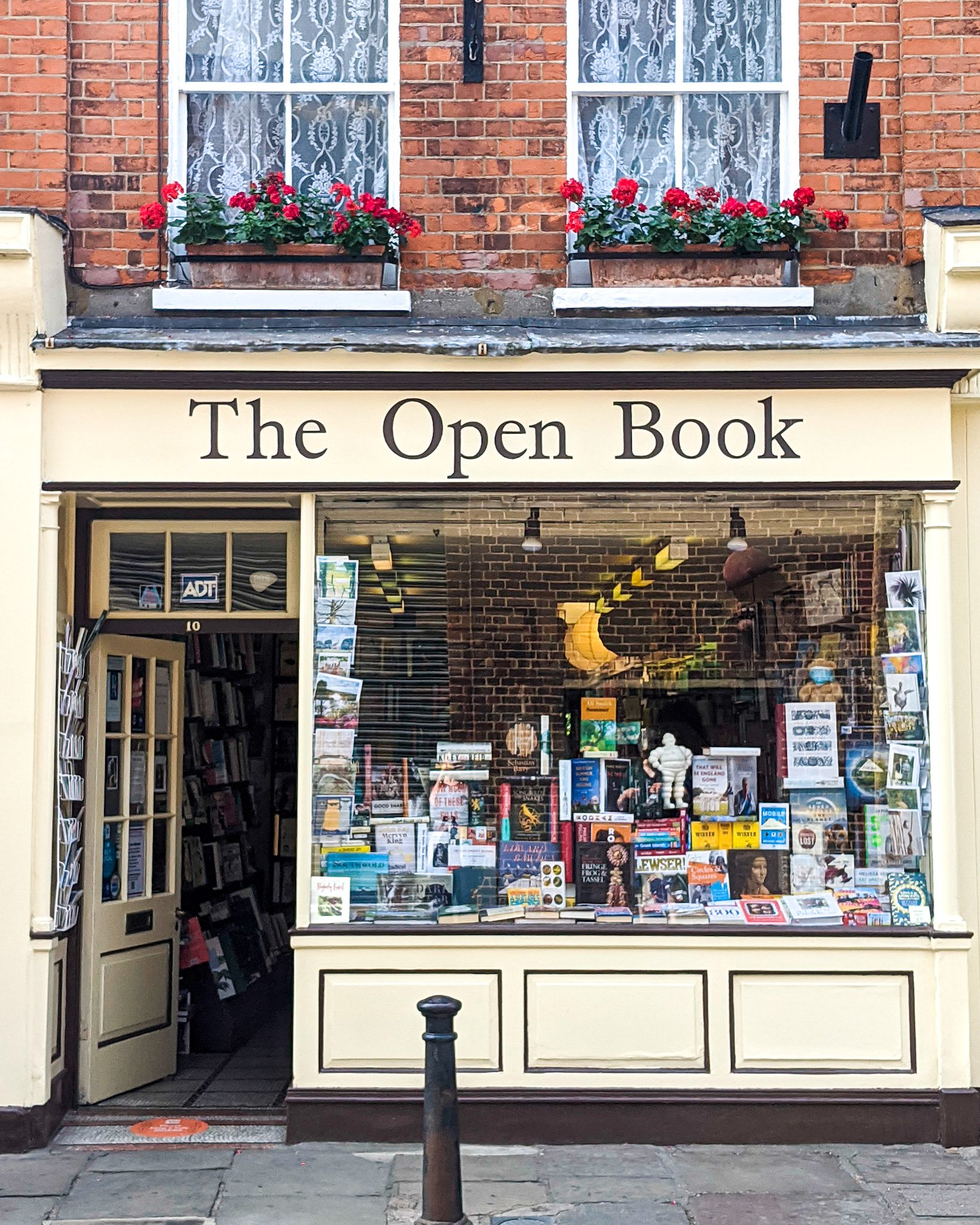 The Open Book Bookshop Richmond Surrey