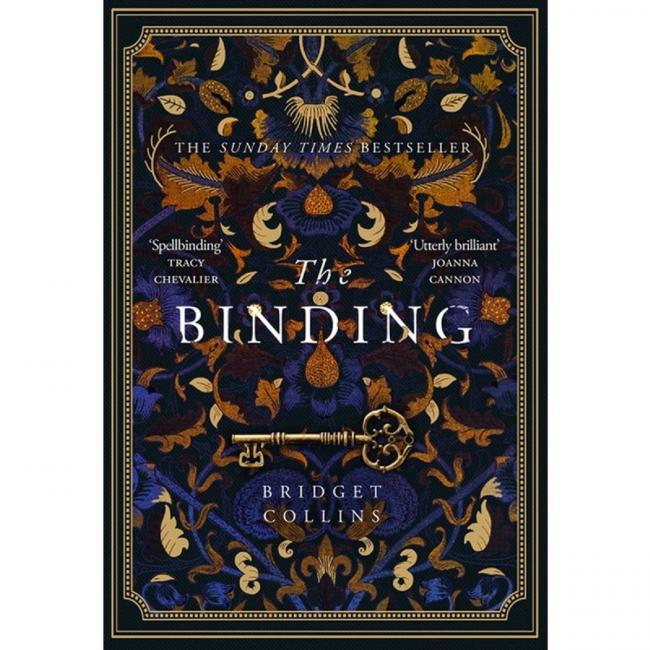 The Binding by Bridget Collins Hardback Cover