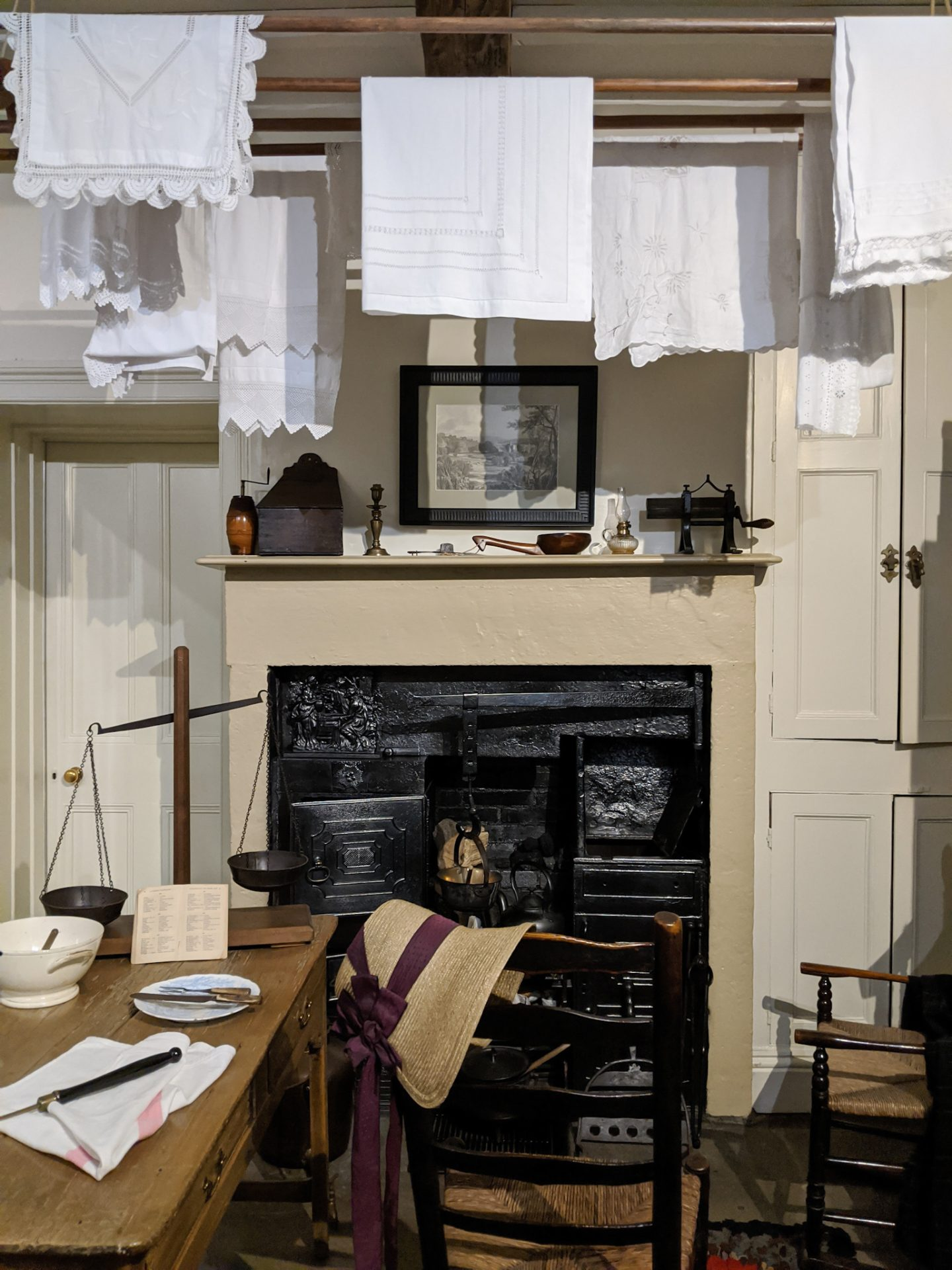 The Brontë Parsonage Museum Kitchen