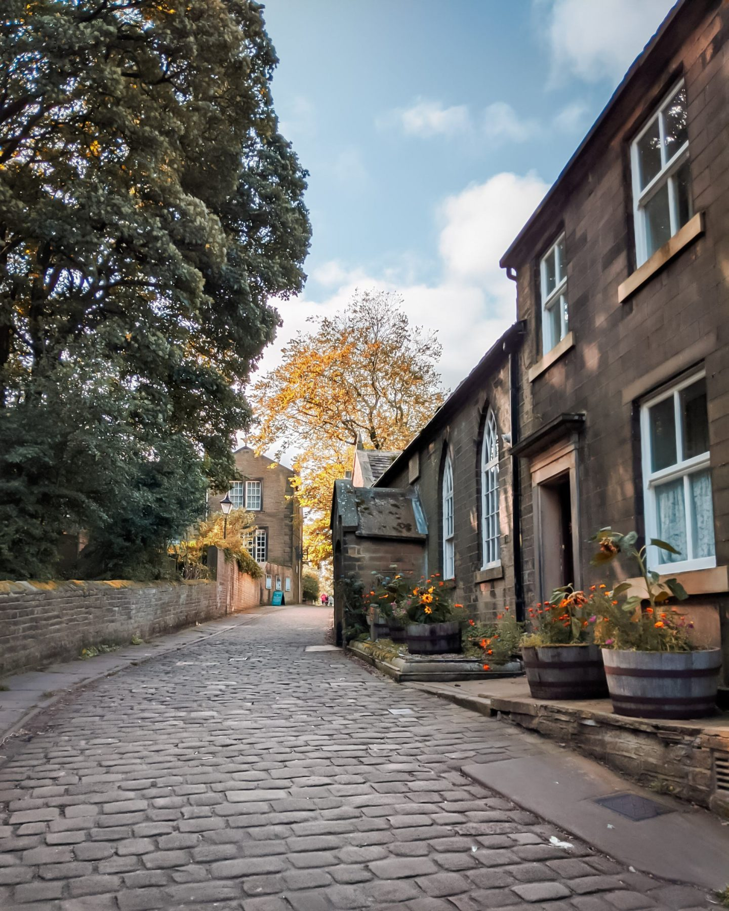 Church Street Haworth