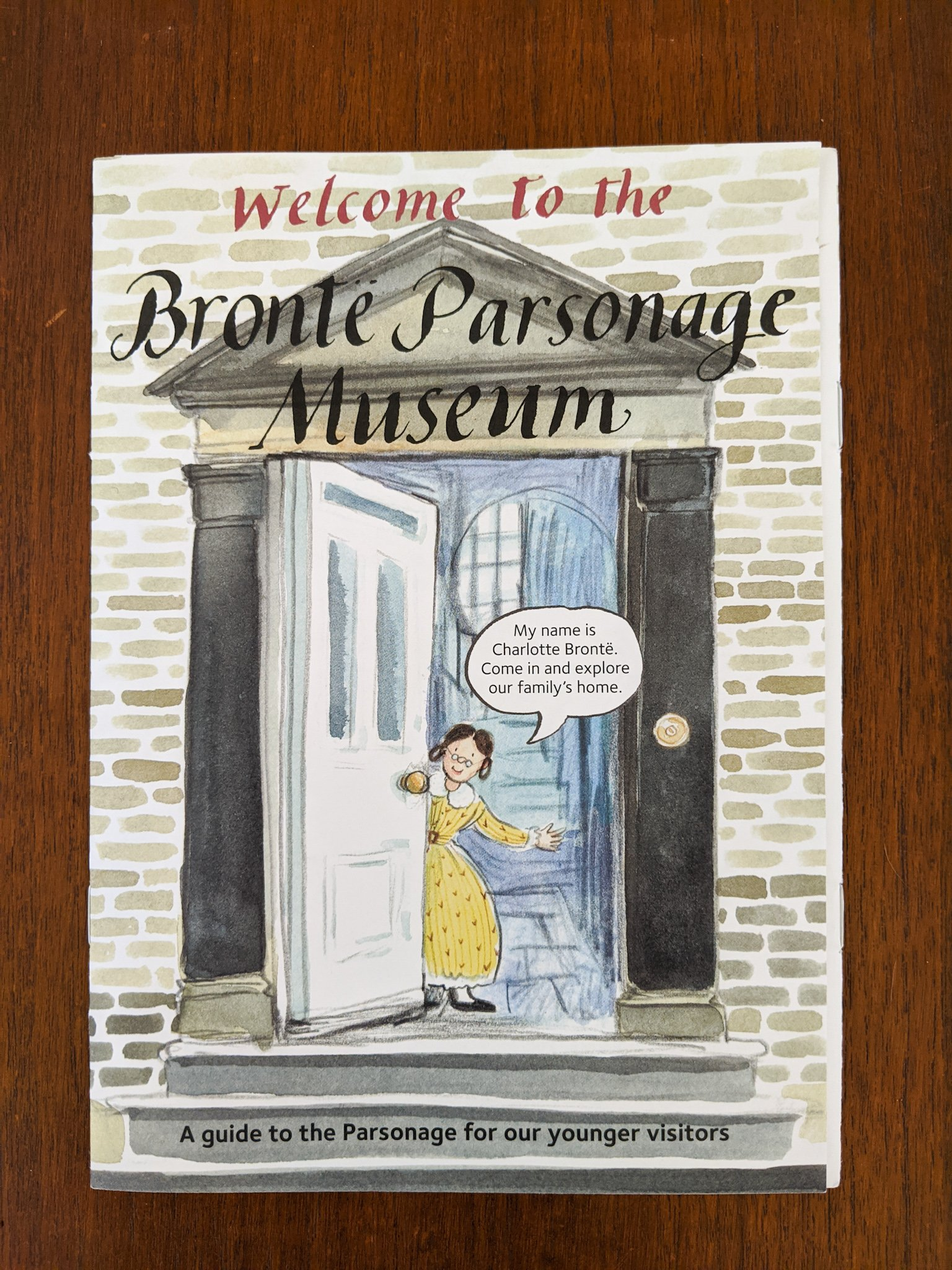 The Brontë Parsonage Museum guide for younger visitors