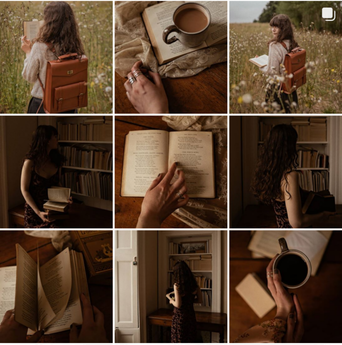 Interview with a Bookstagrammer Kate Macritchie Instagram Feed