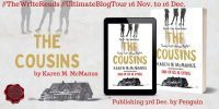 Book Review: The Cousins by Karen M. McManus