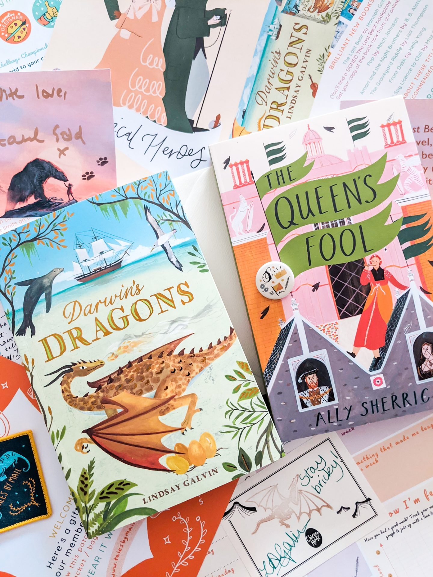 Book Box Review: Tales by Mail