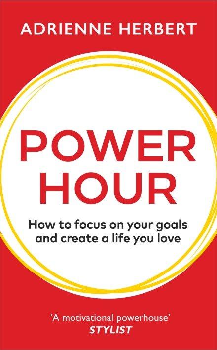 Audiobook Review – Power Hour by Adrienne Herbert