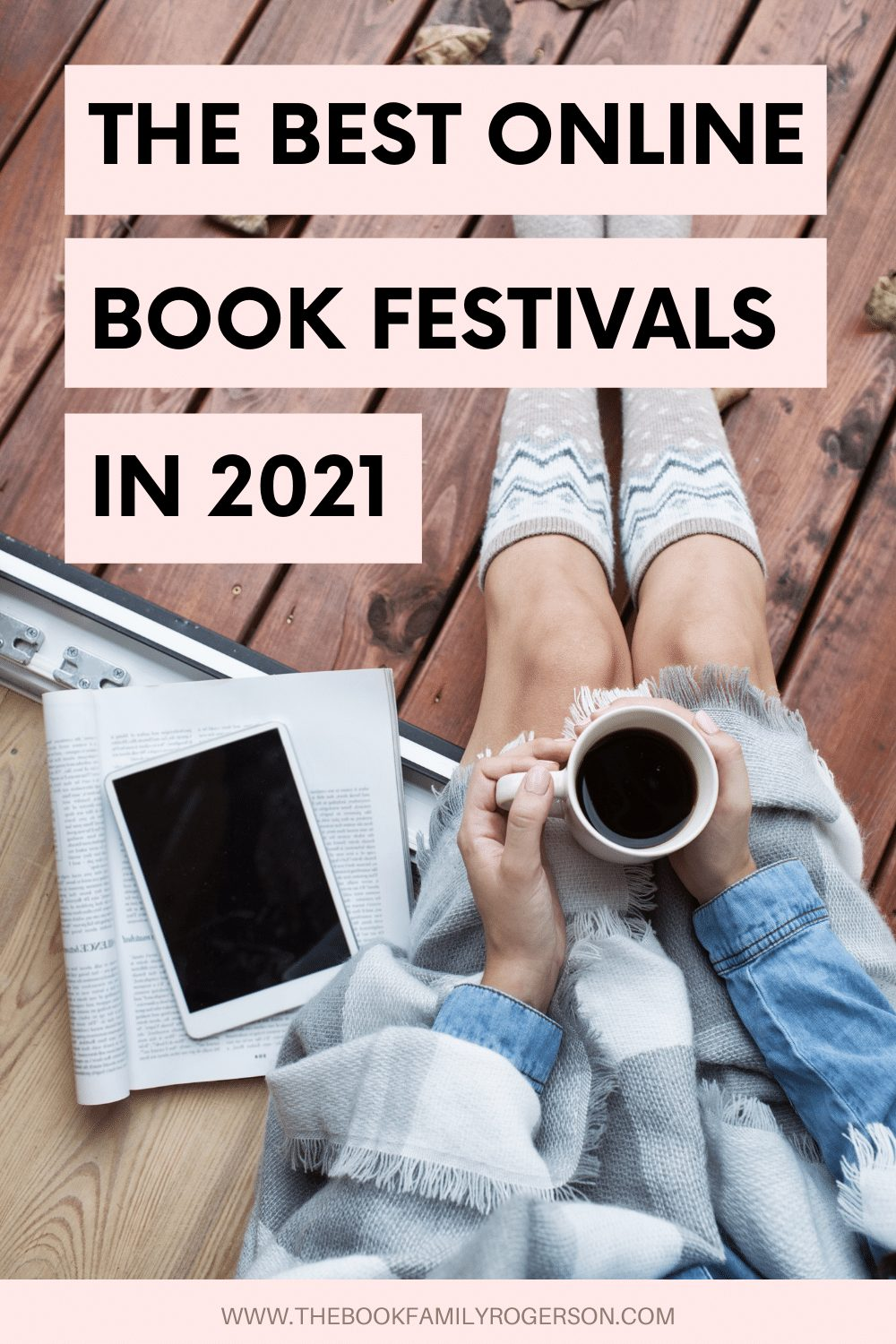 The Best Online Book Festivals in 2021